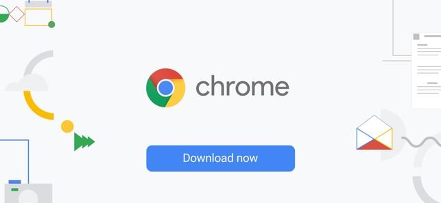 Google Chrome on the App Store