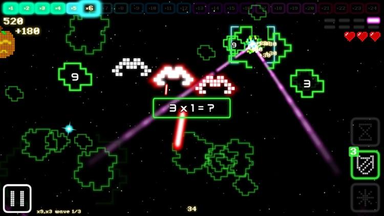 Space Pig Math: School Edition screenshot-9