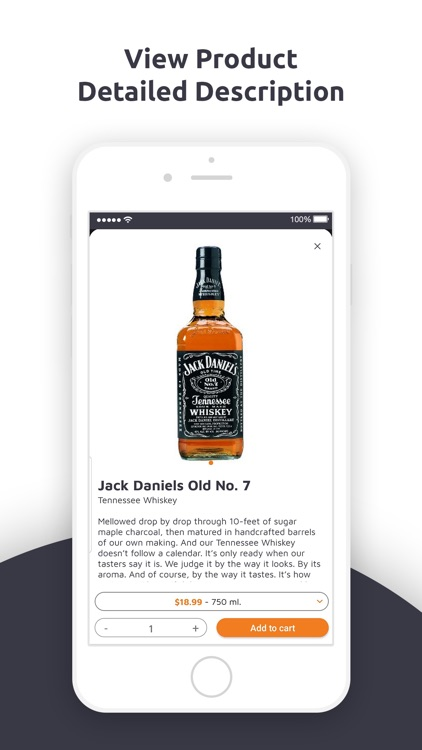 Lacy: Alcohol Delivery/Pick-Up screenshot-3