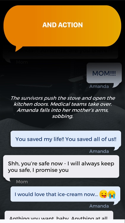 Addict - Chat stories screenshot-3