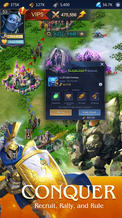 Puzzles & Conquest screenshot-3