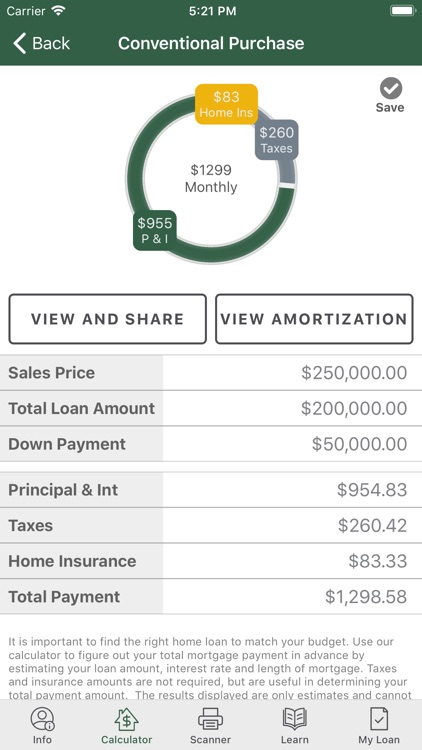 LaSalle Mortgage Services App screenshot-3