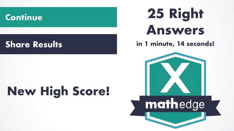 MathEdge Multiplication Kids screenshot-4