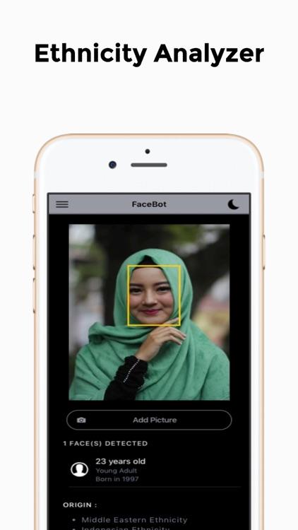 FaceBot - How old do I look ? screenshot-3