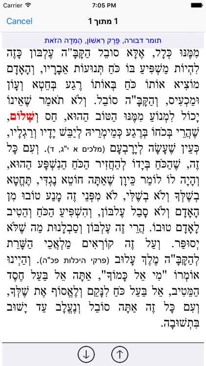 Esh Tomer Devora אש תומר דבורה screenshot-2