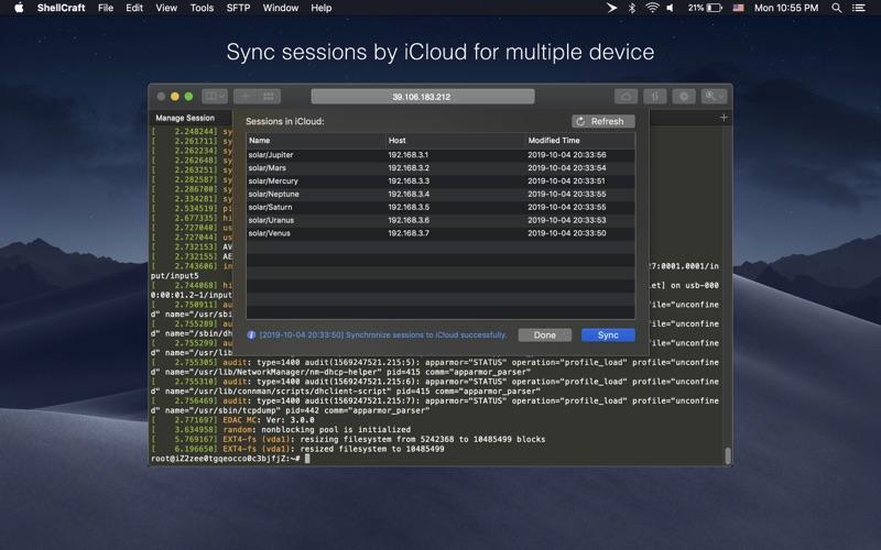 Shellcraft review screenshots