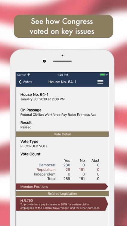 Our Congress screenshot-4