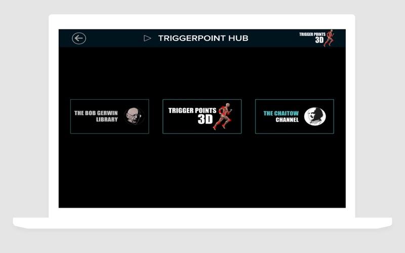 TriggerPoints3D скриншот программы 3