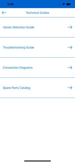 Netafim Control Valves on the App Store