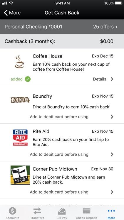 OneUnited Bank Mobile Banking screenshot-6