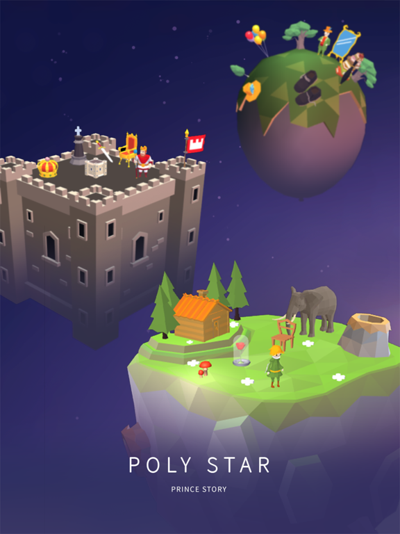 Poly Star : The Prince Story screenshot 13
