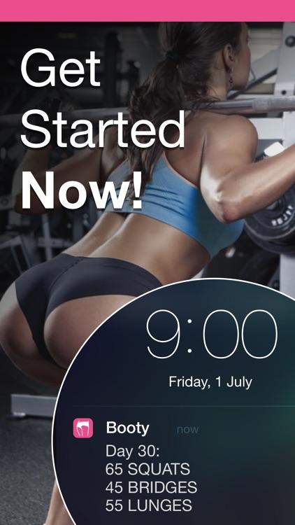 Butt Workout: Leg Exercises