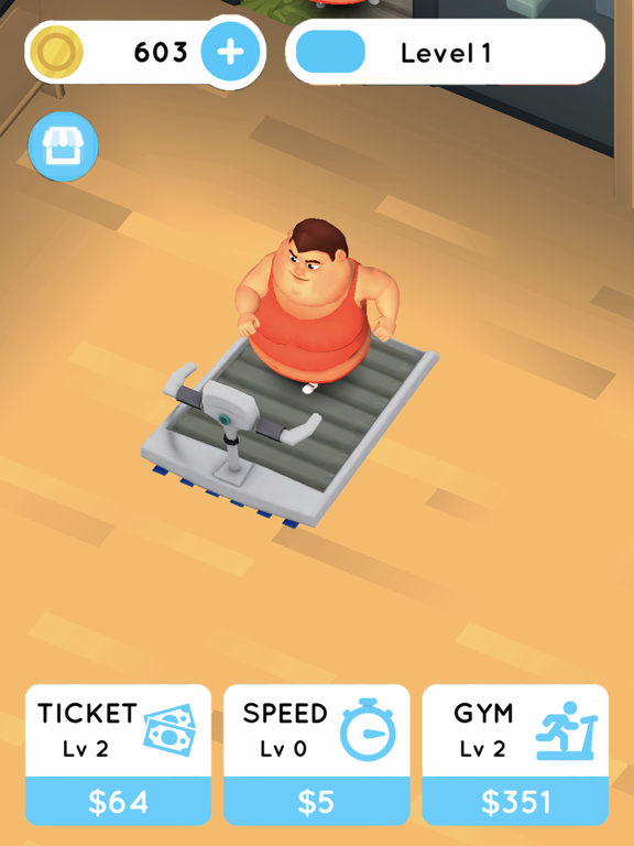 Fit the Fat: Idle Gym screenshot 8