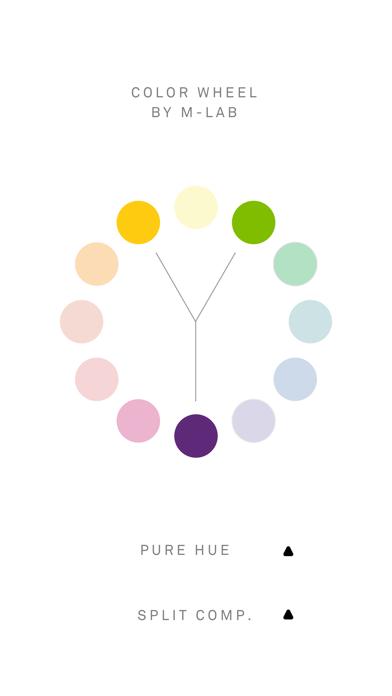 Color Wheel+のおすすめ画像1