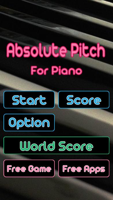 Piano Perfect Pitch Tap Fast screenshot three
