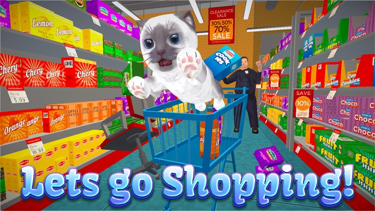 Cat Simulator:  Kittens 2019 screenshot-4