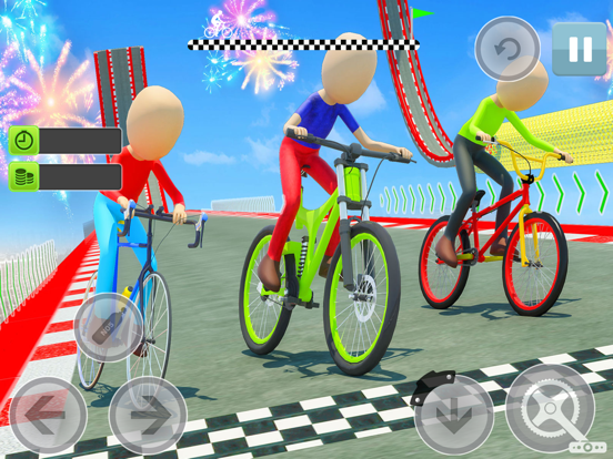 Freestyle DMBX Race screenshot 8