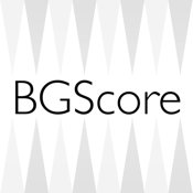 BGScore -Backgammon Scoreboard- icon