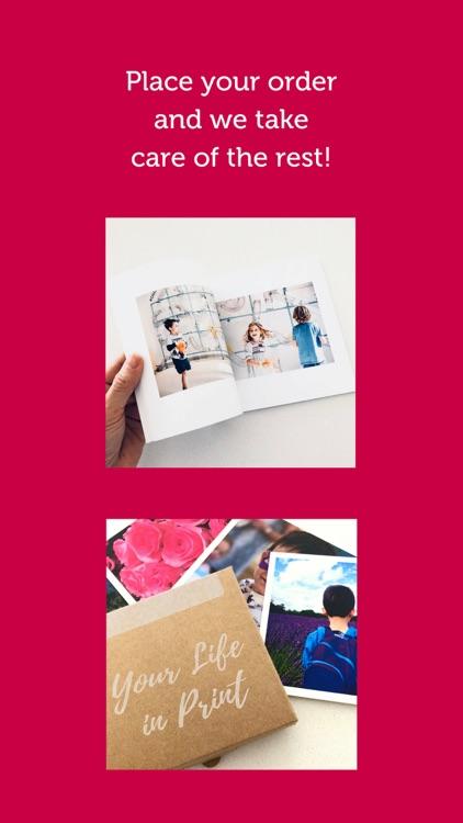 CherryPix | Your Life in Print screenshot-4