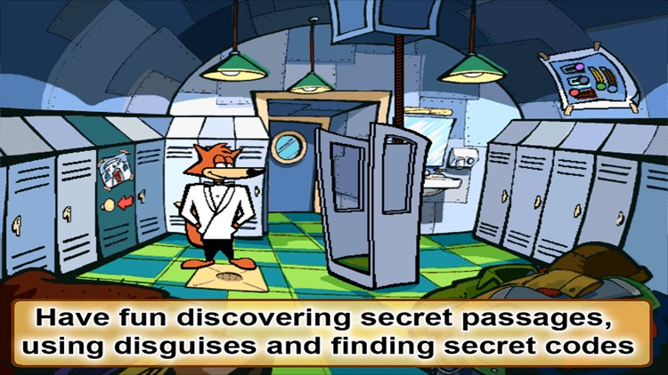 Spy Fox in Dry Cereal screenshot-3