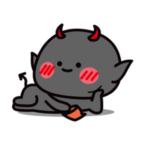Funny Devil Animated Stickers - Stickers app