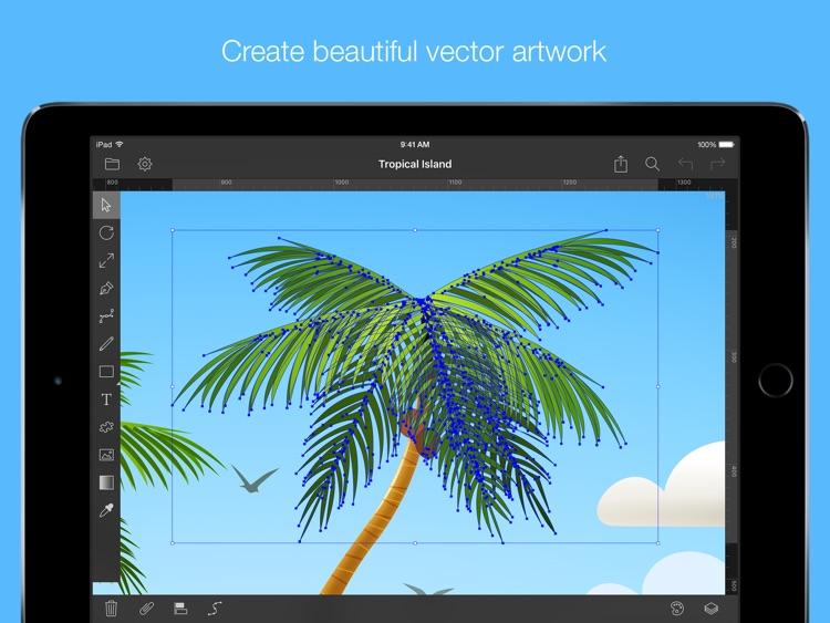 Bez - Vector Illustrator screenshot-0