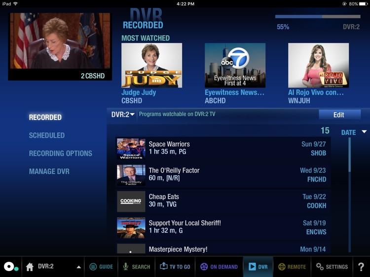 Optimum for iPad screenshot-3