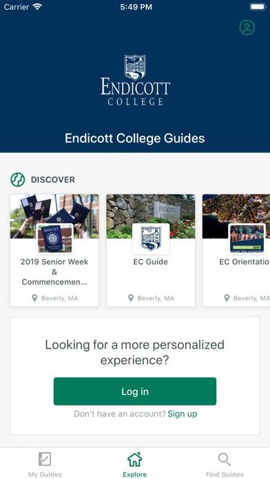 Endicott College Guides 2