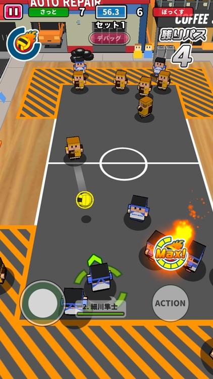 机でドッジボール screenshot-7