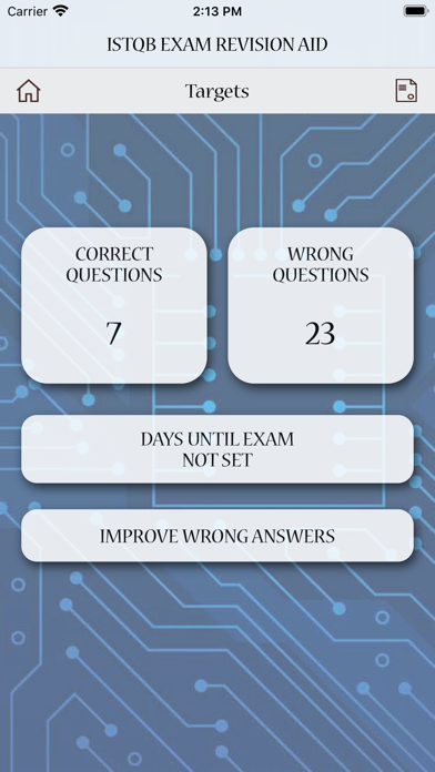 ISTQB Exam Revision Aid screenshot 7