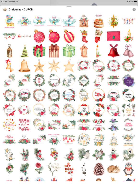 Merry Christmas - Custom Font screenshot 9