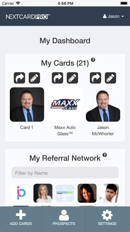 Nextcard PRO screenshot-3