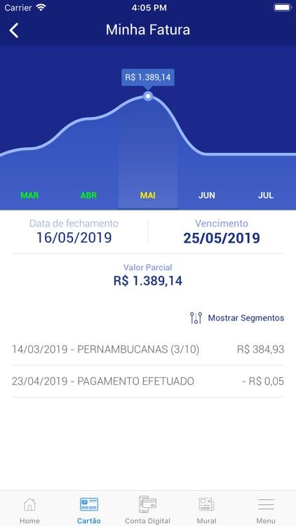 Cartão Pernambucanas screenshot-4