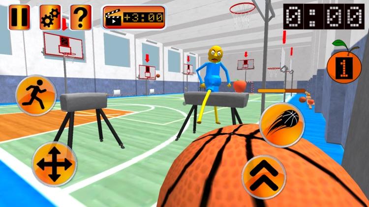 Basketball Basics with Baldy screenshot-4