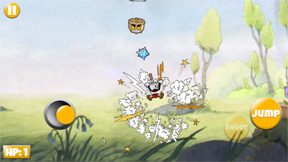 CUPHEAD MOBILE screenshot 2