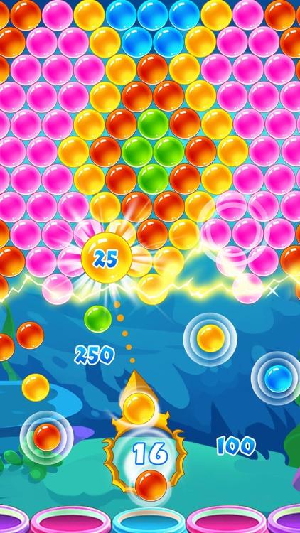 Bubble Shooter -Wish to blast screenshot-3