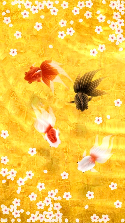 Wa Kingyo - Goldfish Pond screenshot-0