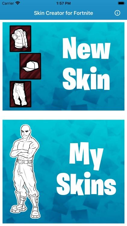 Skin Creator for Fortnite screenshot-3