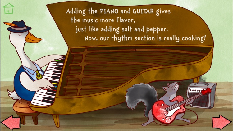 A Jazzy Day - Music Education screenshot-0