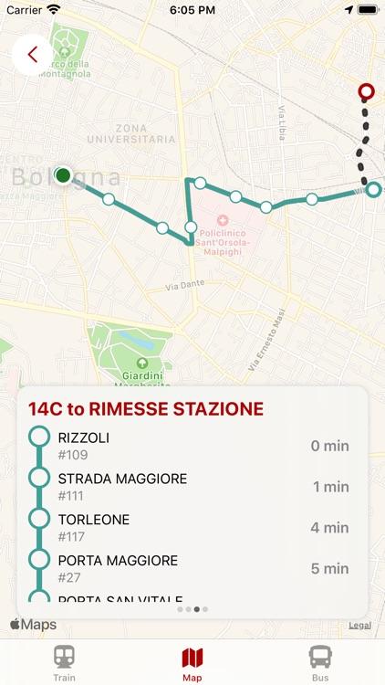 WeBus - Bologna & Ferrara screenshot-3