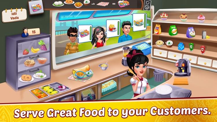 Indian Food Truck Cooking Game screenshot-4