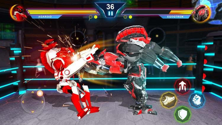 Real Robot Fighting Games 3D screenshot-4