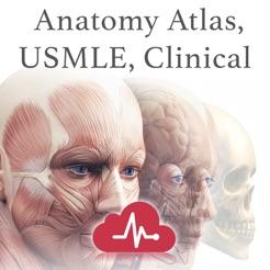 Anatomy Atlas, USMLE, Clinical on the App Store