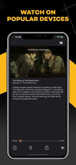 Crunchyroll on the App Store