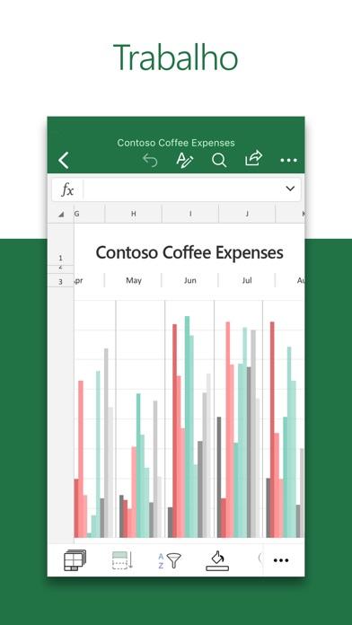 Baixar Microsoft Excel para Android