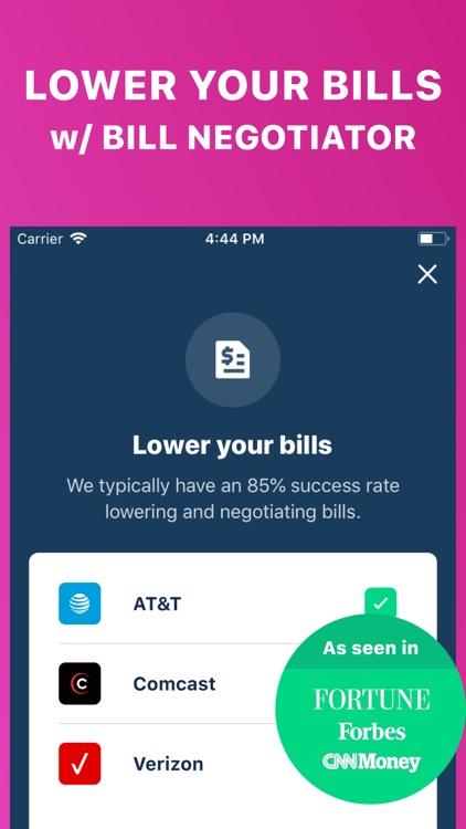 Truebill Budget & Bill Tracker screenshot-7