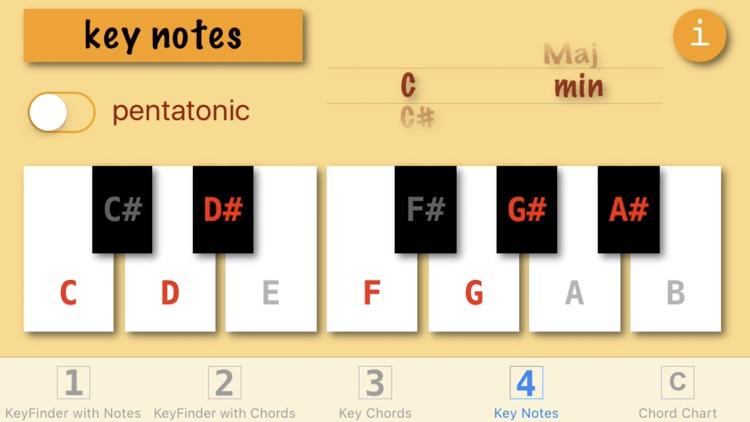 KeyFinder+ screenshot-6