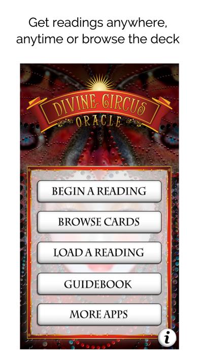 Divine Circus Oracle screenshot 2