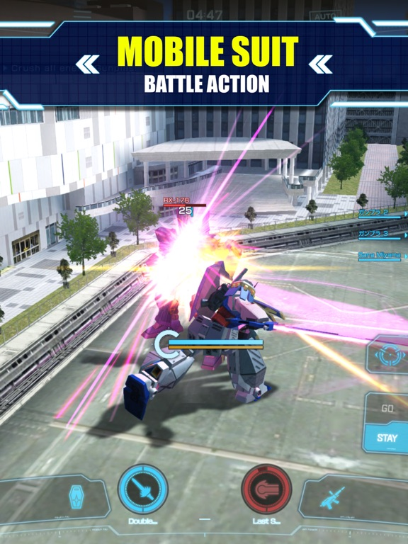 GUNDAM BATTLE: GUNPLA WARFARE screenshot 9
