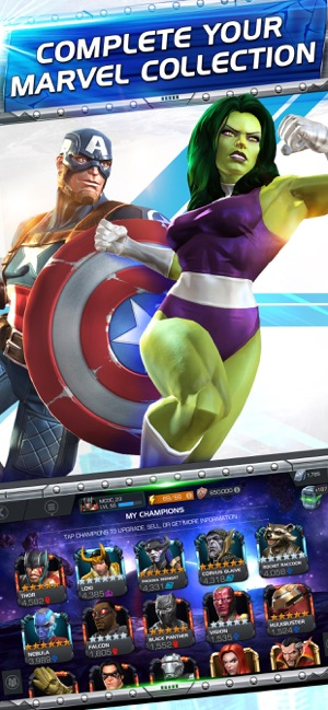 How to hack MARVEL Contest of Champions for ios free